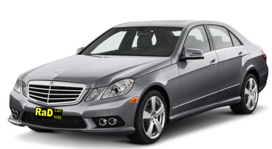 Mercedes Luxury E Class Sedan