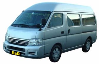 Class 6 - Mini Bus 10 seater