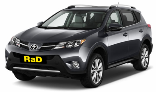 Late Model SUV 4WD - Toyota RAV 4