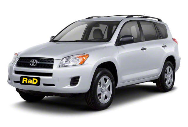 Toyota RAV 4 AWD 5-door